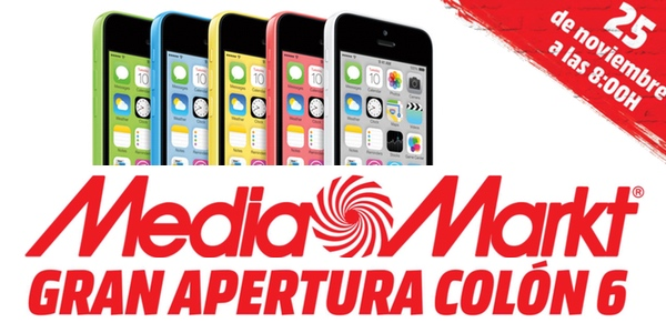 ofertas Media Markt Colón 6 Valencia