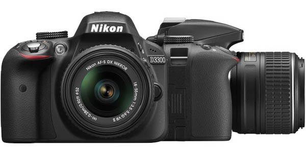 Nikon D3300 Amazon Precio