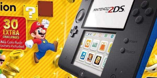 ofertas en Nintendo 2DS