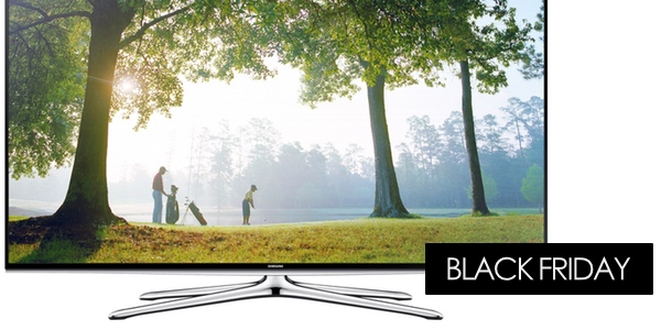 Oferta Black Friday Samsung UE55H6200