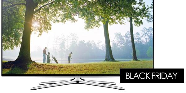 Oferta Black Friday Samsung UE55H6200