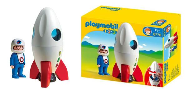 Playmobil 1.2.3 Cohete