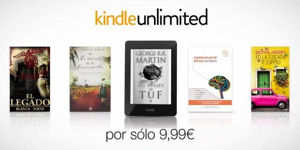 AMAZON ESPAÑA KINDLE UNLIMITED