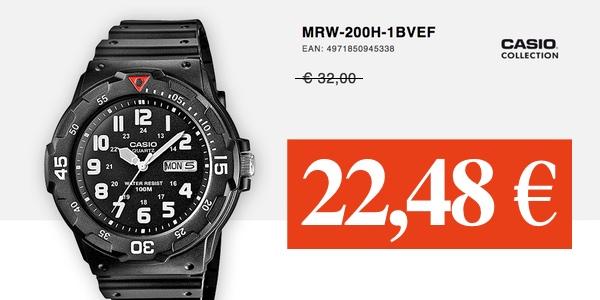 reloj Casio Collection al mejor precio