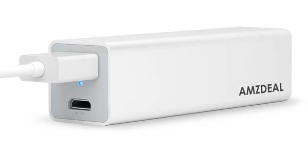 Batería barata amzdeal pure w1