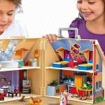 casa de muñecas de Playmobil