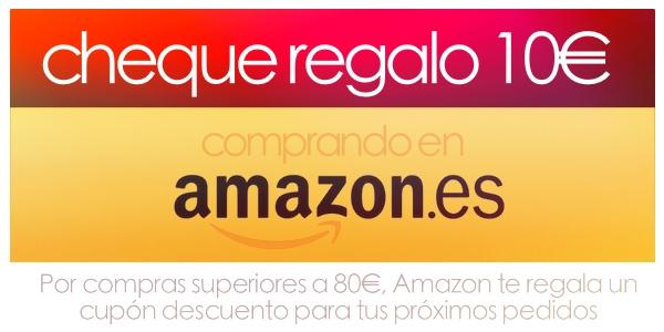 cupón descuento Amazon.es