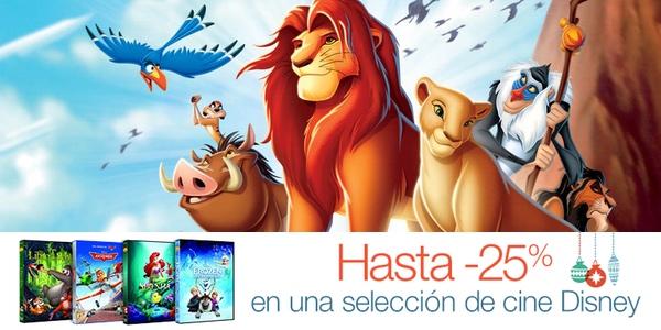 películas Disney baratas