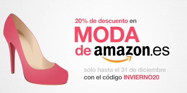 Cupón descuento en Amazon ropa
