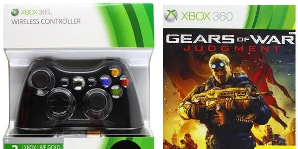 mando inalámbrico Xbox 360