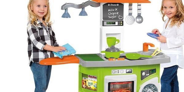 Chollo cocina de juguete molto rebajada a tan s lo 30 Cocina juguete carrefour