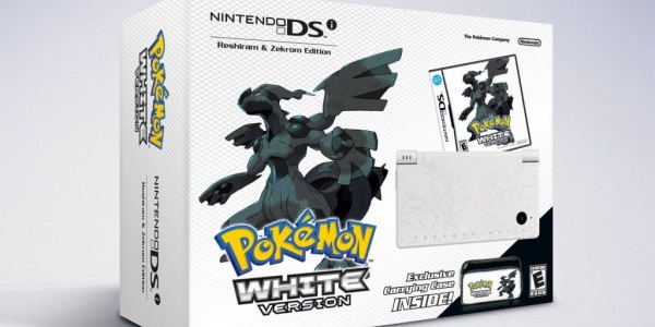 Nintendo DSi White Pokemon oferta