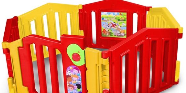 parque infantil bueno y grande