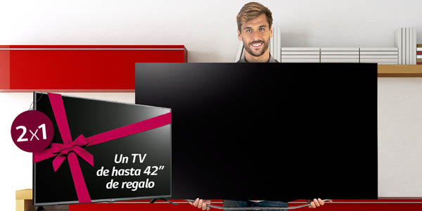 TV LG gratis con esta promoción