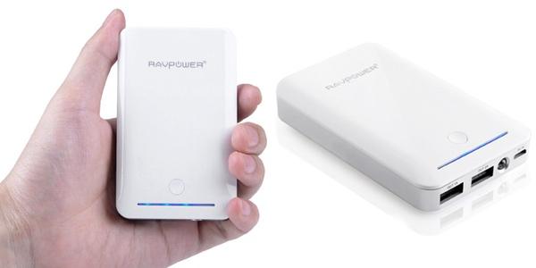 batería auxiliar smartphone RavPower
