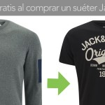 camiseta gratis Jack & Jones