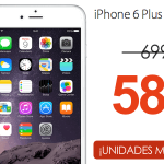 iPhone 6 Plus 64 GB barato reacondicionado