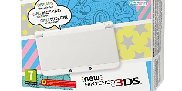 New Nintendo 3DS blanca oferta