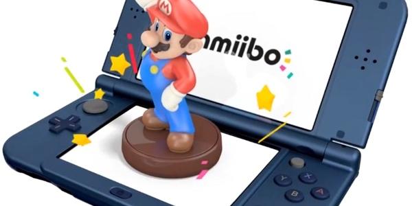 New Nintendo 3DS XL Amiibo