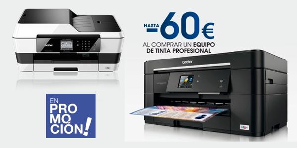 Brother Te Devuelve Hasta 60 Por La Compra De Una Impresora