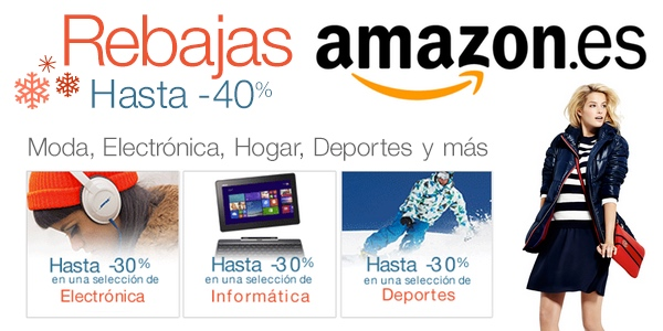 rebajas Amazon 2015