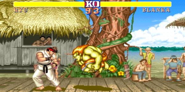 Street Fighter 2 gratis