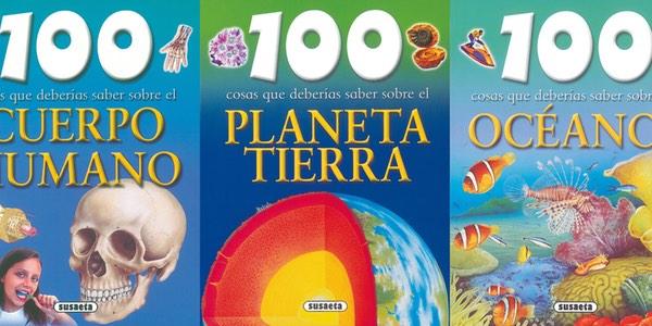 libros 100 cosas que deberías saber