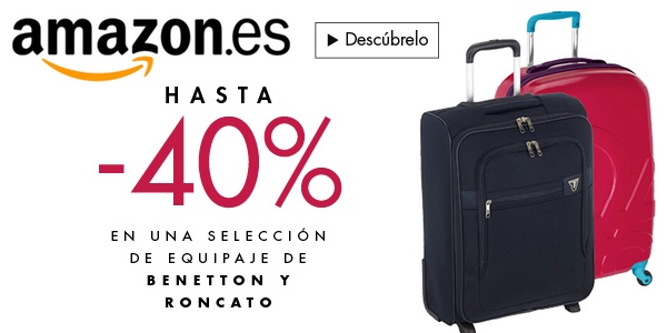 ofertas en maletas