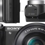 Cámara Sony ILCE-5000 EVIL