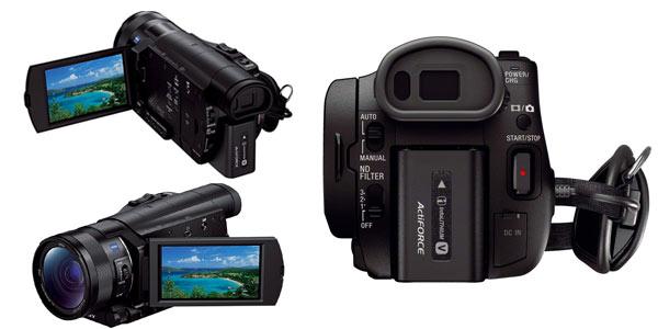 Videocámara Sony Handycam FDR-AX100E barata en Amazon