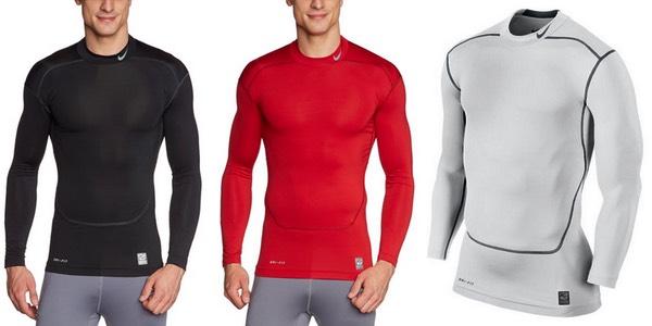 3ae3ebcd4742d Camisetas de compresión Nike Pro Combat al 45% de descuento
