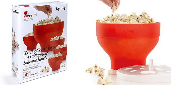 Kit Lékué XL Popcorn en Amazon