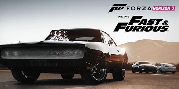 Forza Horizon 2 Fast & Furious