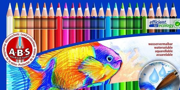 lápices acuarelables Staedtler