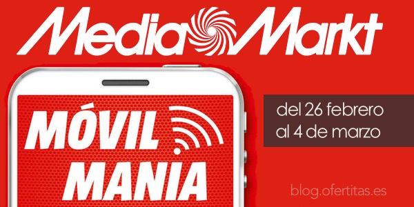 Catálogo Media Markt Móvil Manía
