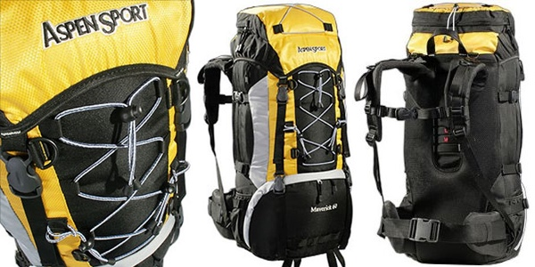 mochila de montaña AspenSport Maverick