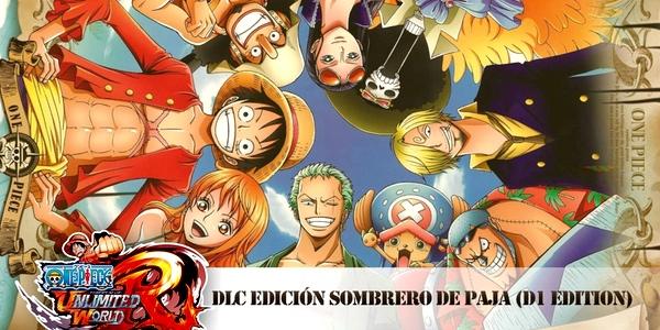 One Piece: Unlimited World Red - Edición Sombrero de Paja