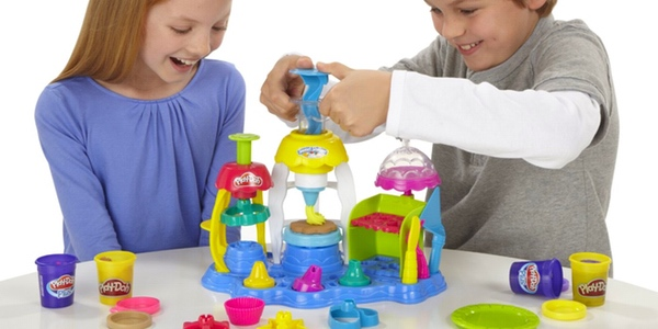 Confitería Glassé de Play-Doh