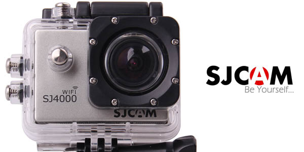 sj4000 wifi con cupon descuento y envío desde España