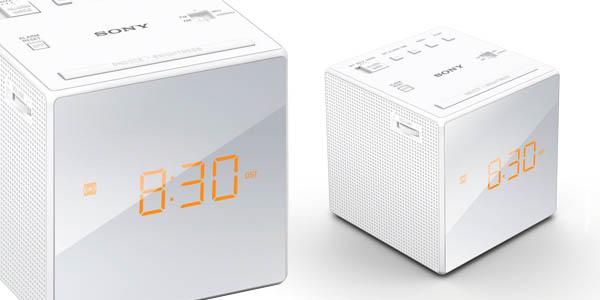 Oferta radio despertador Sony icf c1