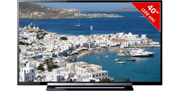 TV LED Sony 40 pulgadas oferta