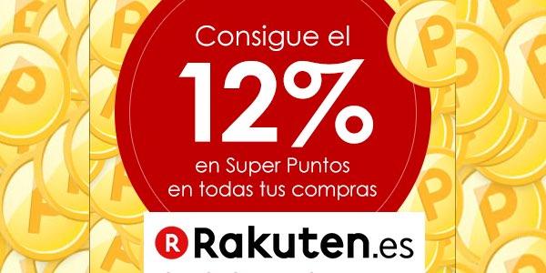 Super Puntos Rakuten 7 marzo 2015