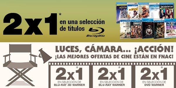 2x1 Blu-ray Fnac