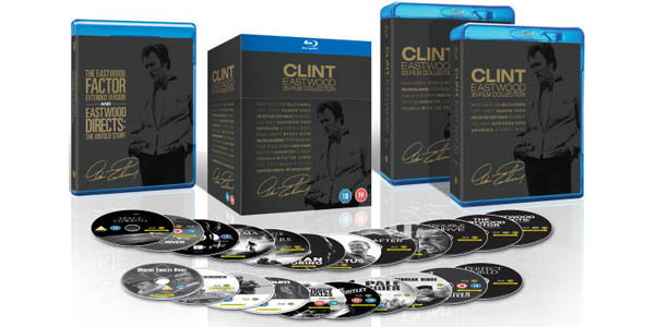 Clint Eastwood Blu-ray