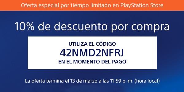 cupones para playstation store gratis