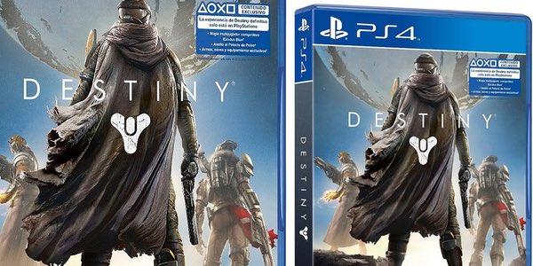 Destiny Edición Vanguard PS4
