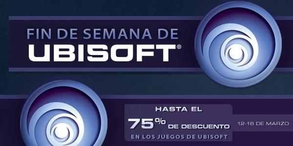 Ofertas Steam Ubisoft