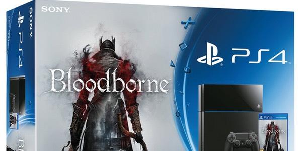 Pack PS4 Bloodborne oferta