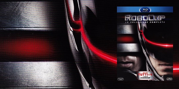Colección Completa Robocop Blu-ray