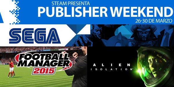 Rebajas Steam Sega